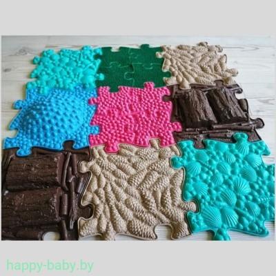 Купить коврик-пазл ортопедический  для детей