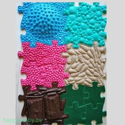 Купить массажный ортопедический коврик в Минске на happy-baby.by