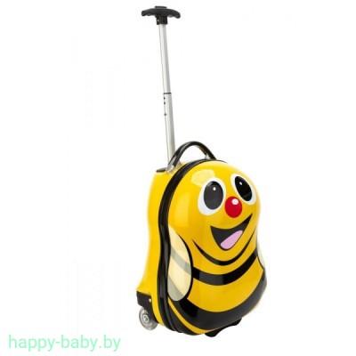 Купить детский чемодан на колесах