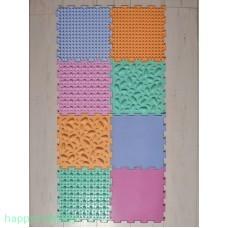 Ортопедический коврик Малыш (Пастельные цвета)