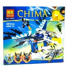 "Конструктор ""Legends of Chima"", 351 деталь, арт. 10057"
