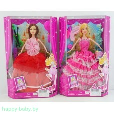Кукла типа Barbie с аксессуарами, 30 см, арт. 2945A-5
