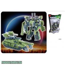 Робот-трансформер Mengbadi Танк-Агрессор , арт. 3305B