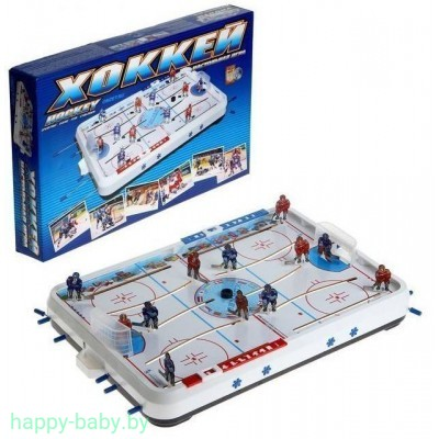 "Настольная игра  ""Хоккей"", 72 х 45 см, арт. 4607118510016"