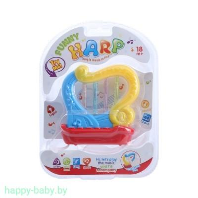"""Музыкальная игрушка """"Арфа"""", арт. 65165"""