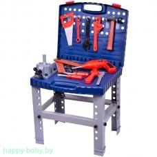 """Игровой набор инструментов """"Набор строителя"""" Super Tool, арт. 661-74"""