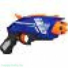 Пятизарядный пистолет с 20 мягкими пулями (10 шт. с присосками), арт.7063