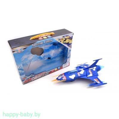 Самолет детский, свет/звук, арт. 8582
