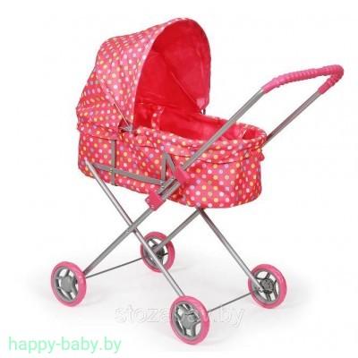 Классическая коляска для кукол металлическая, арт. 9308 (M1501)