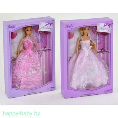 """Кукла гнущаяся Anlily """"Прекрасная принцесса"""", арт. 99125"""