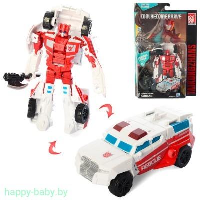 Трансформер  13см, Робот+Машина , арт. A104