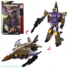 Робот трансформер Cool Become Brave , арт. B101