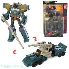 Робот-трансформер Cool Become Brave, арт. B103