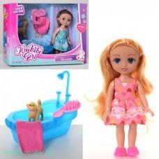 """Кукла """"Кайлили с ванночкой"""", арт. BLD226"""