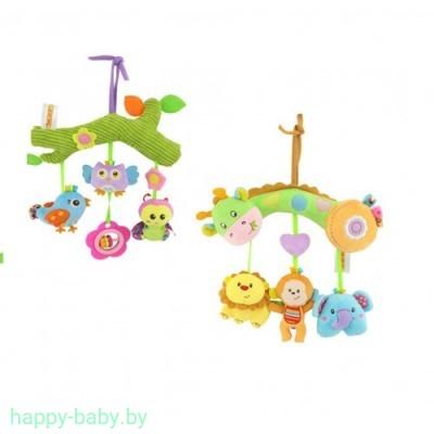 Подвесная игрушка-погремушка, арт. F23407