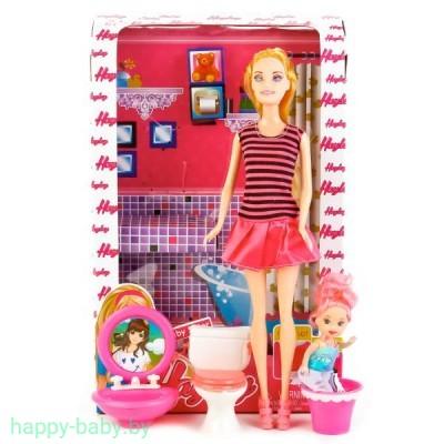 "Кукла-домохозяйка ""Hayley"" с аксессуарами, арт. HB022"