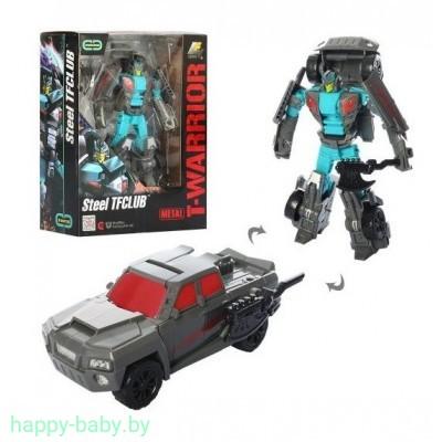 """Робот-трансформер """"Robot Force"""", арт.J8018F"""