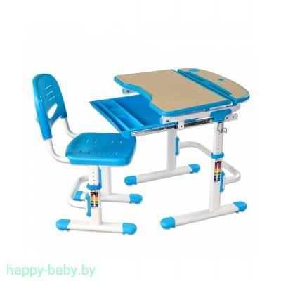 Регулируемая парта со стулом, арт. С304