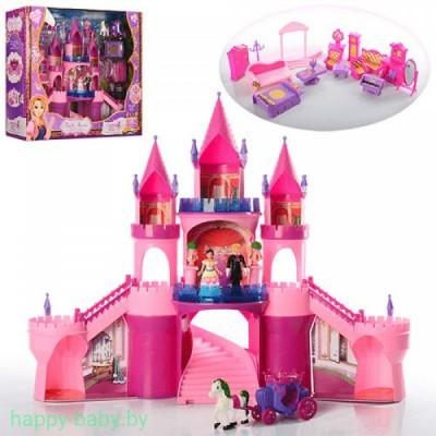 Сказочный замок принцессы, музыка/свет, арт. SG-29001