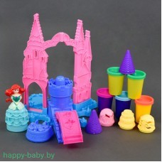 """Набор для лепки Play-Toy """"Волшебный замок"""" с куклой, арт. SM8021"""