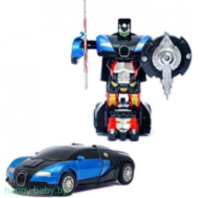 Робот-трансформер с оружием, инерционный механизм, арт. SY6878a-2
