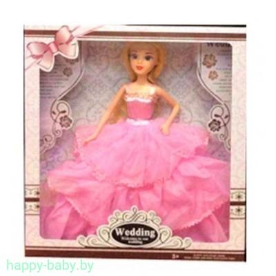 Кукла гнущаяся Принцесса Wedding, 30 см, арт. TY10003