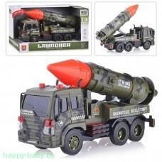 Машина инерционная военная, свет/звук, арт. WY650C