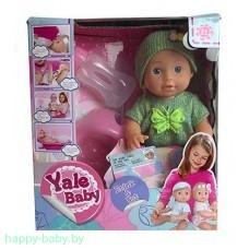 Интерактивная кукла пупс с горшочком Yale Baby, 22 см, арт. YL1851D