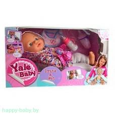 "Интерактивная кукла ""Yale Baby"", 40 см, арт. YL1870H"