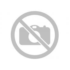 Пенниборд детский, светящиеся колеса, длина 55 см,белый арт. 8302-1